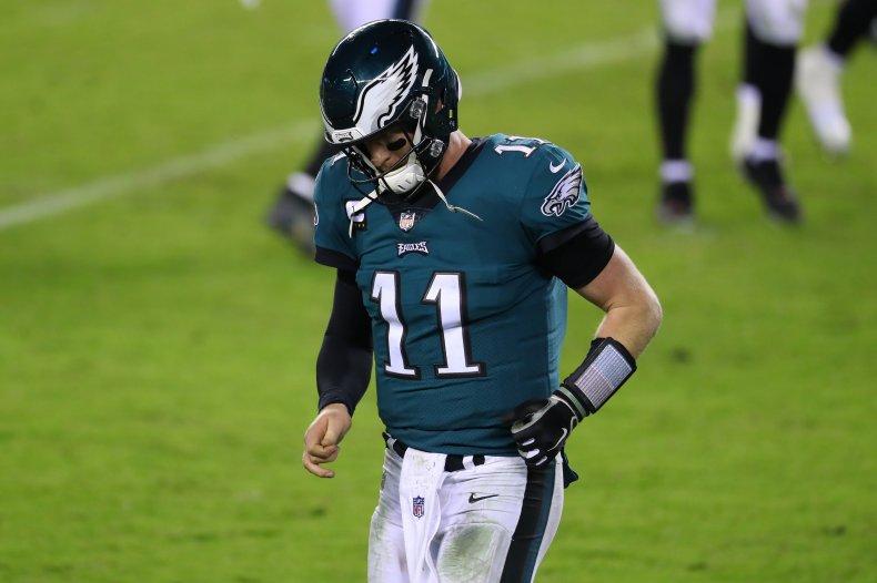 Philadelphia Eagles, Carson Wentz