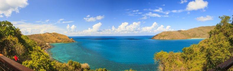 View from Keswick Island