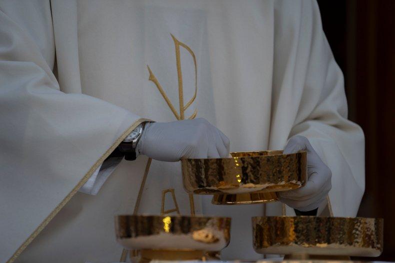 Basilica of San Albino, New Mexico, May2020