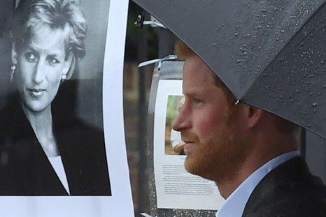 Prince Harry Tributes to Princess Diana Death