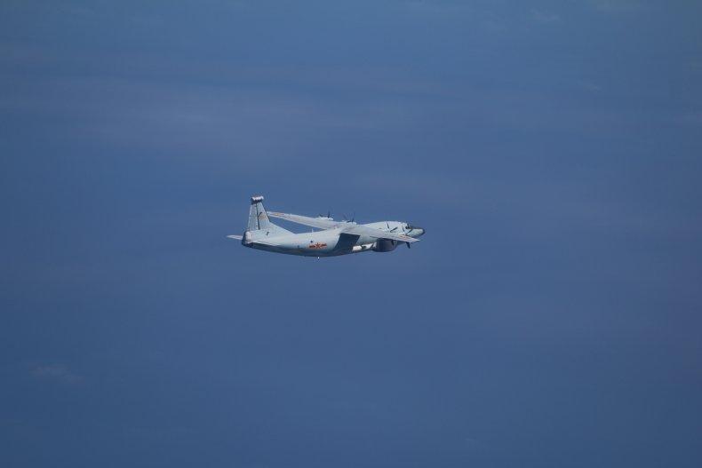 PLA warplane