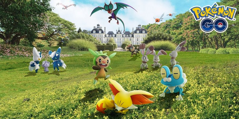 pokemon go kalos event update