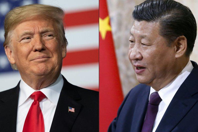 donald, trump, xi, jinping, china