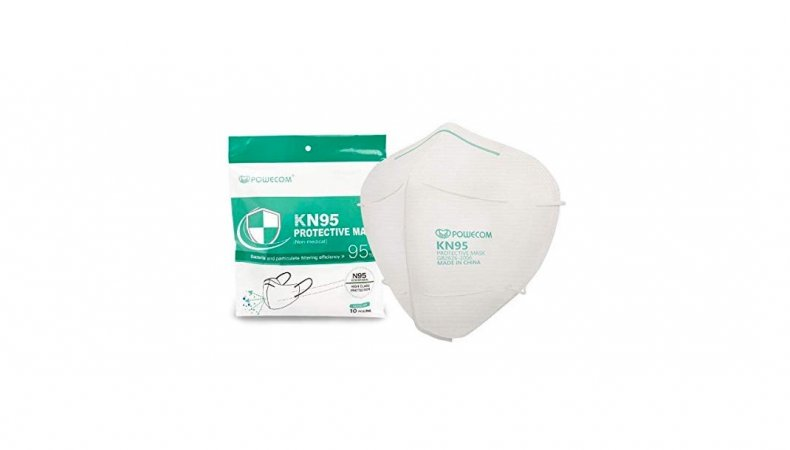 best KN95 mask FDA approved Powecom