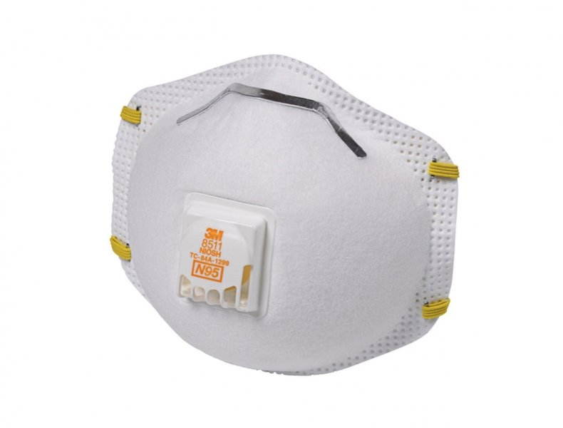 best N95 mask CDC NIOSH approved 3M