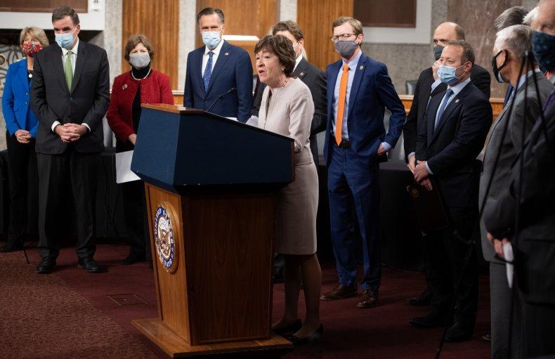 Lawmakers unveil bipartisan stimulus proposal