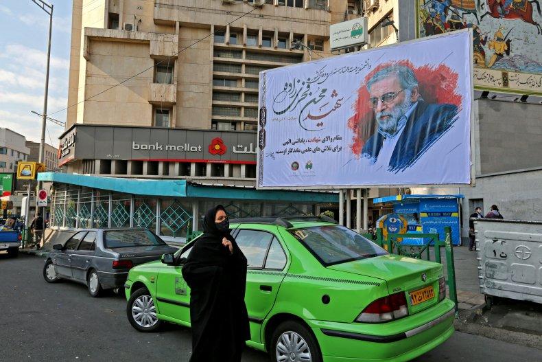 mohsen, fakhrizaden, nuclear, scientist, iran