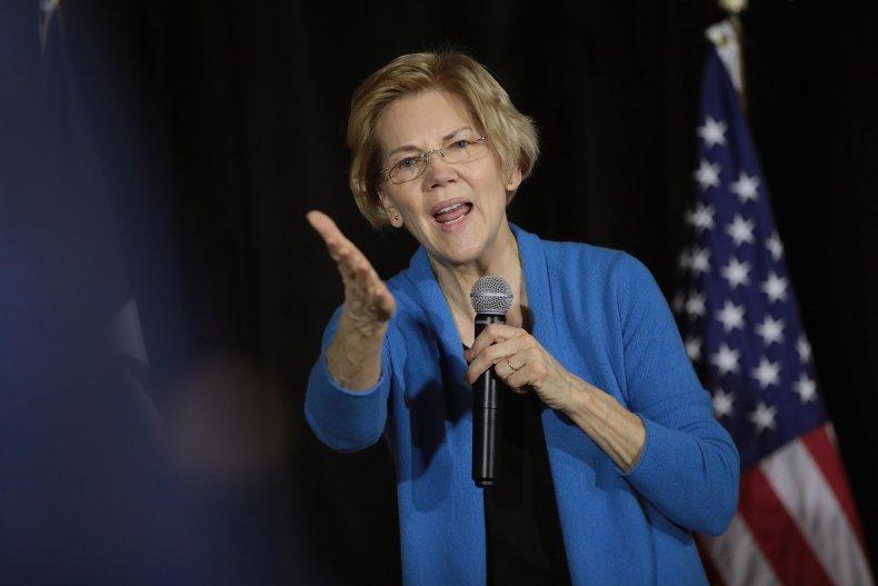 Elizabeth Warren Betsy DeVos student loan billionaire