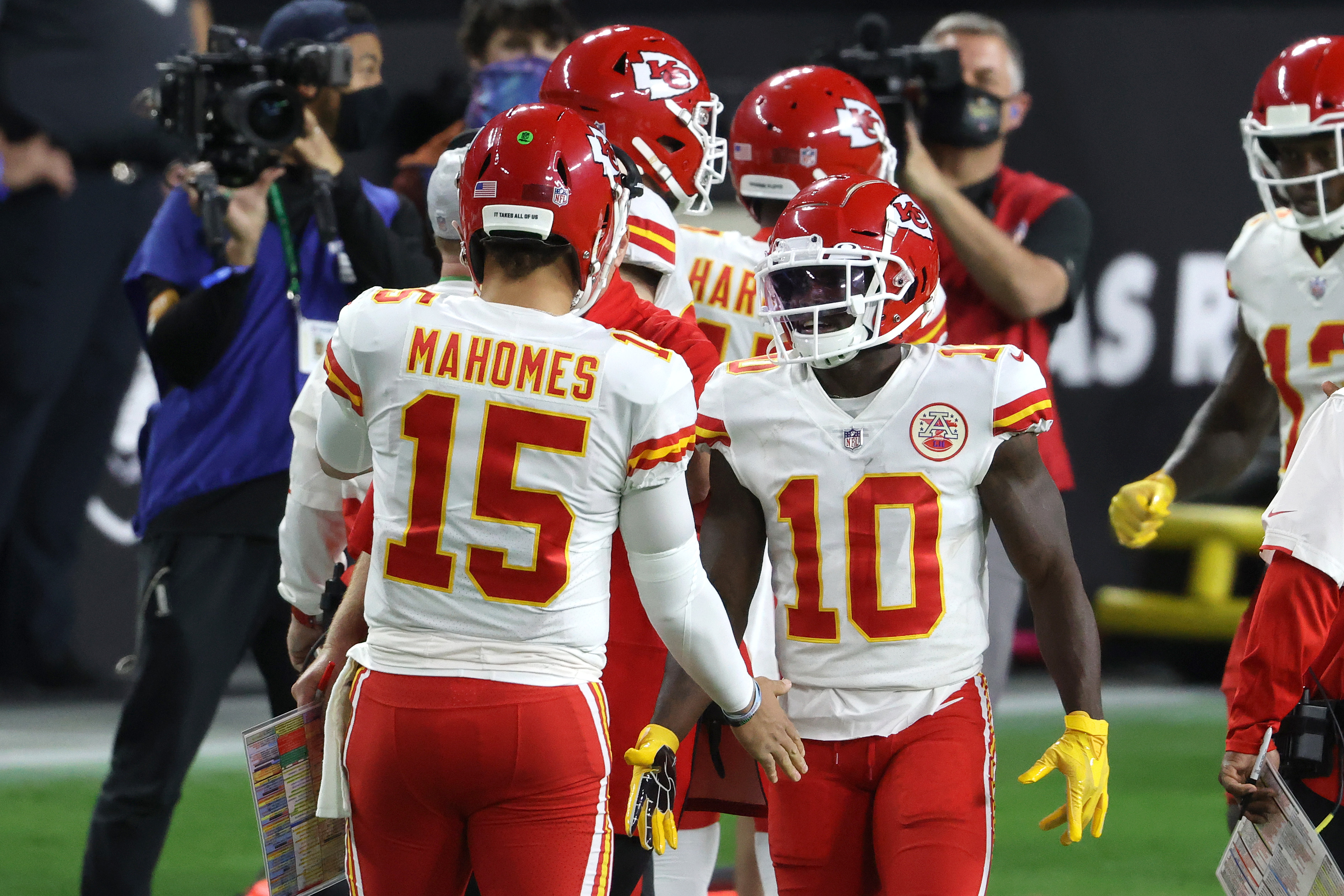 Tyreek Hill Thought Patrick Mahomes Was `Trash` When...