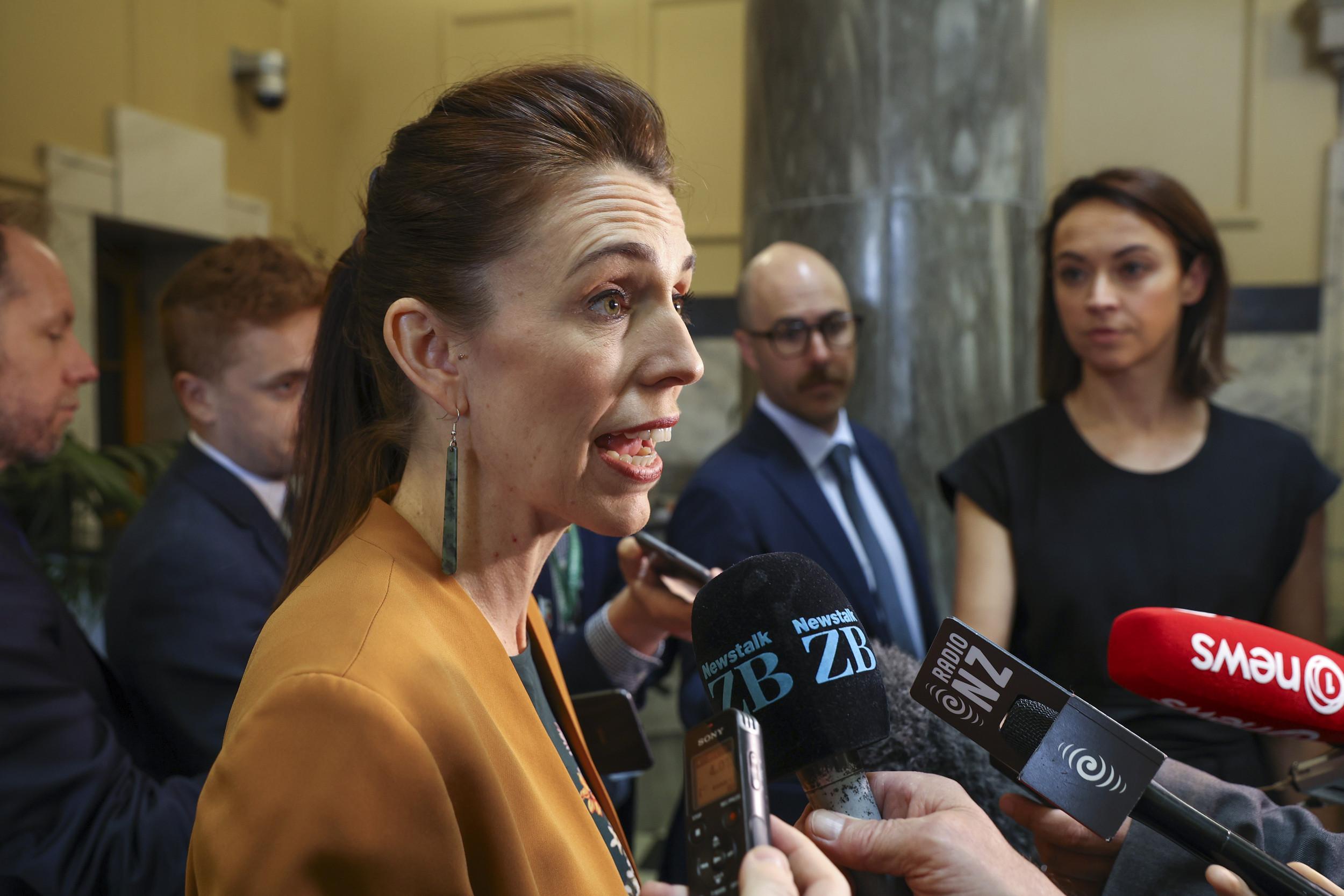 China media turns fire on Jacinda Ardern's New Zealand over Australia feud