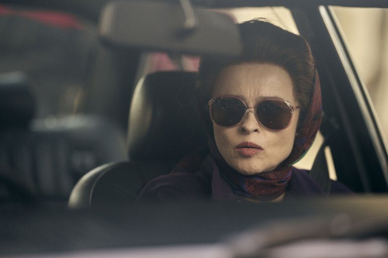 Helena Bonham Carter, Princess Margaret, The Crown