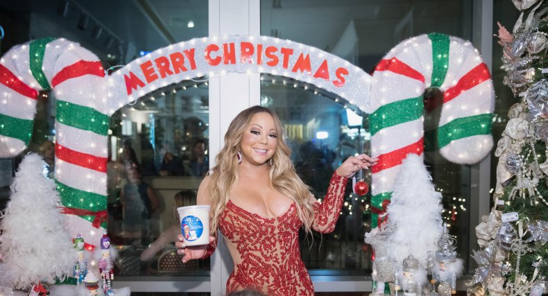 mariah carey all is want for christmas