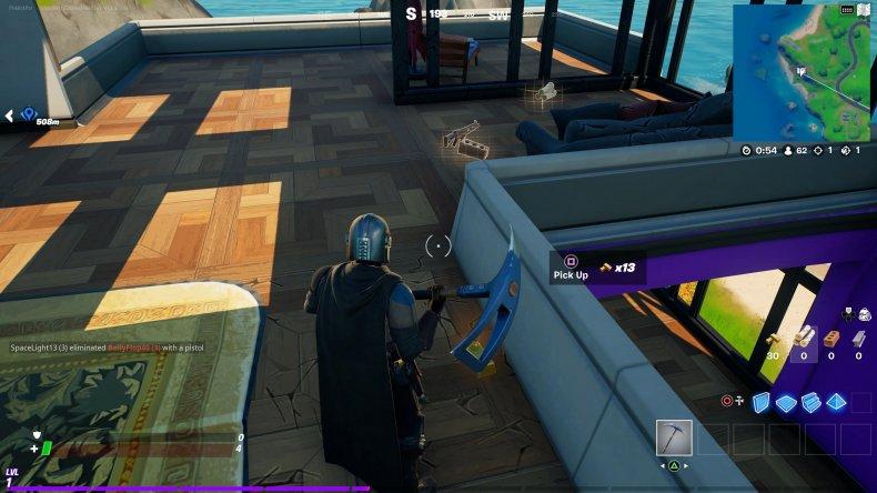 fortnite bars floor loot