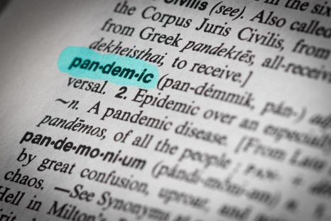 'Pandemic' Is Dictionary.com's Word of the Year
