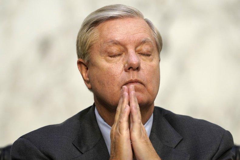 Lindsey Graham voter fraud allegations evidence Fox