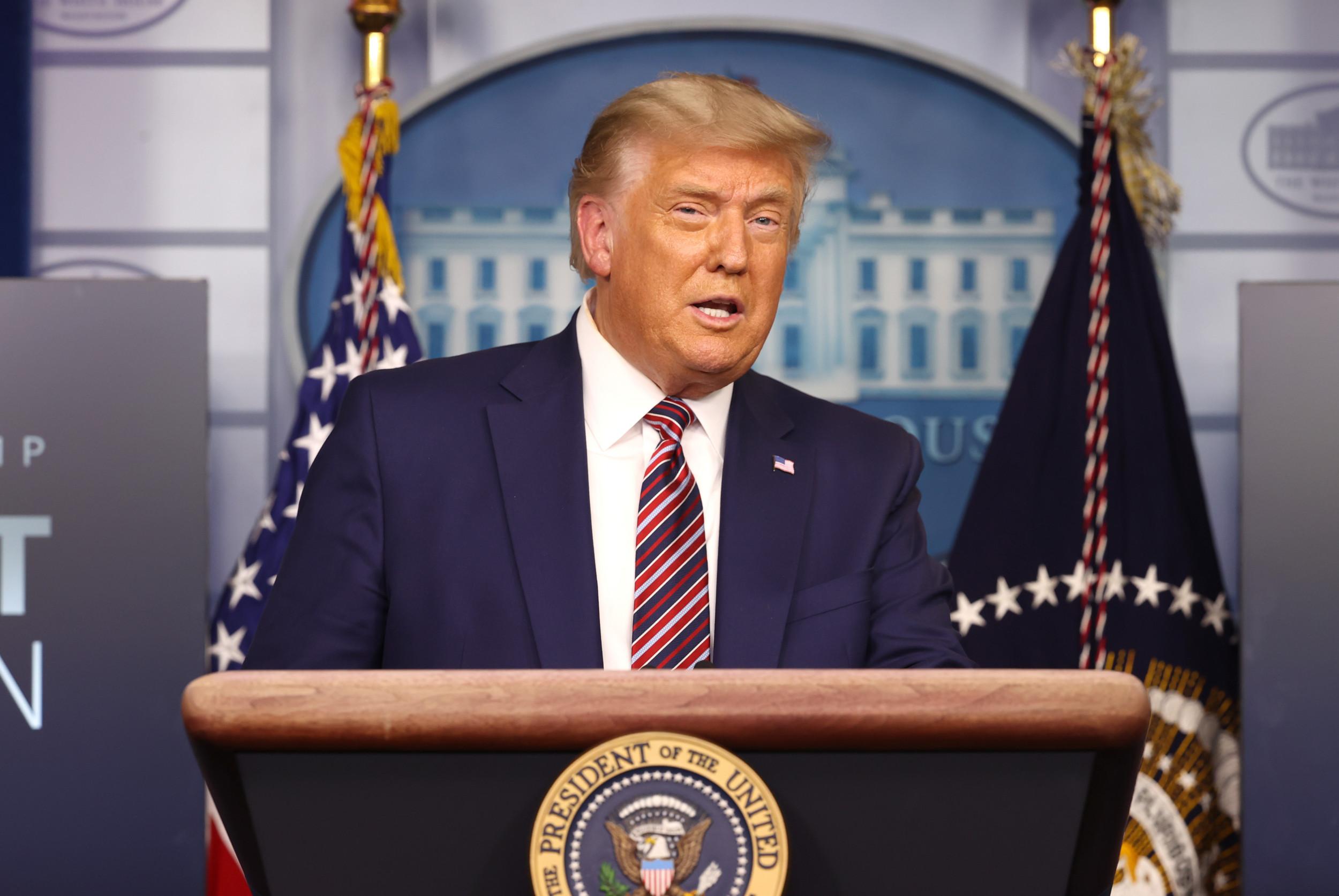 "CNN explains why they won't air Trump's 46-minute ""propaganda video"""