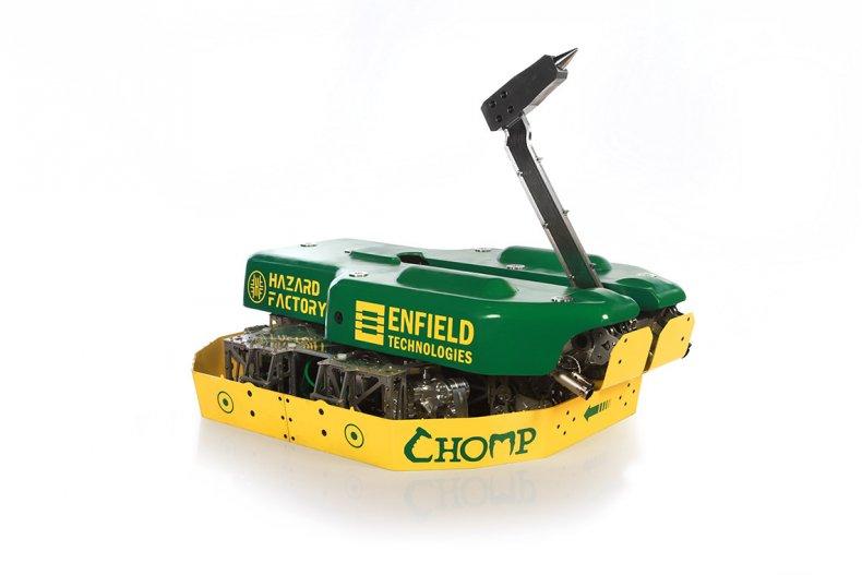 Chomp Battlebots
