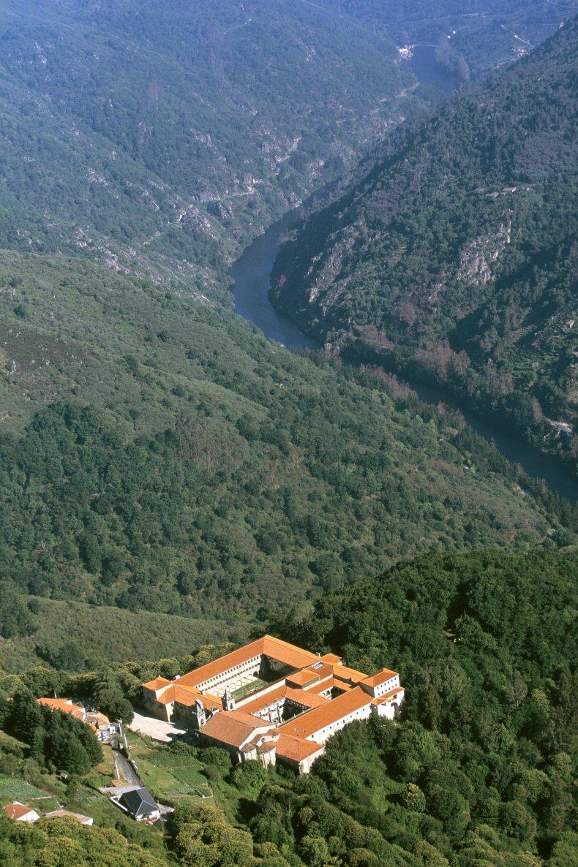 Monastery Galicia