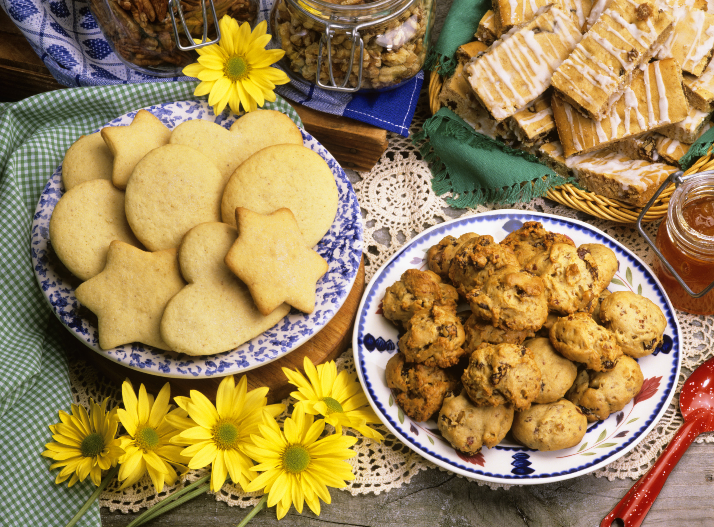 13 unique cookies from around the world to celebrate world cookie day