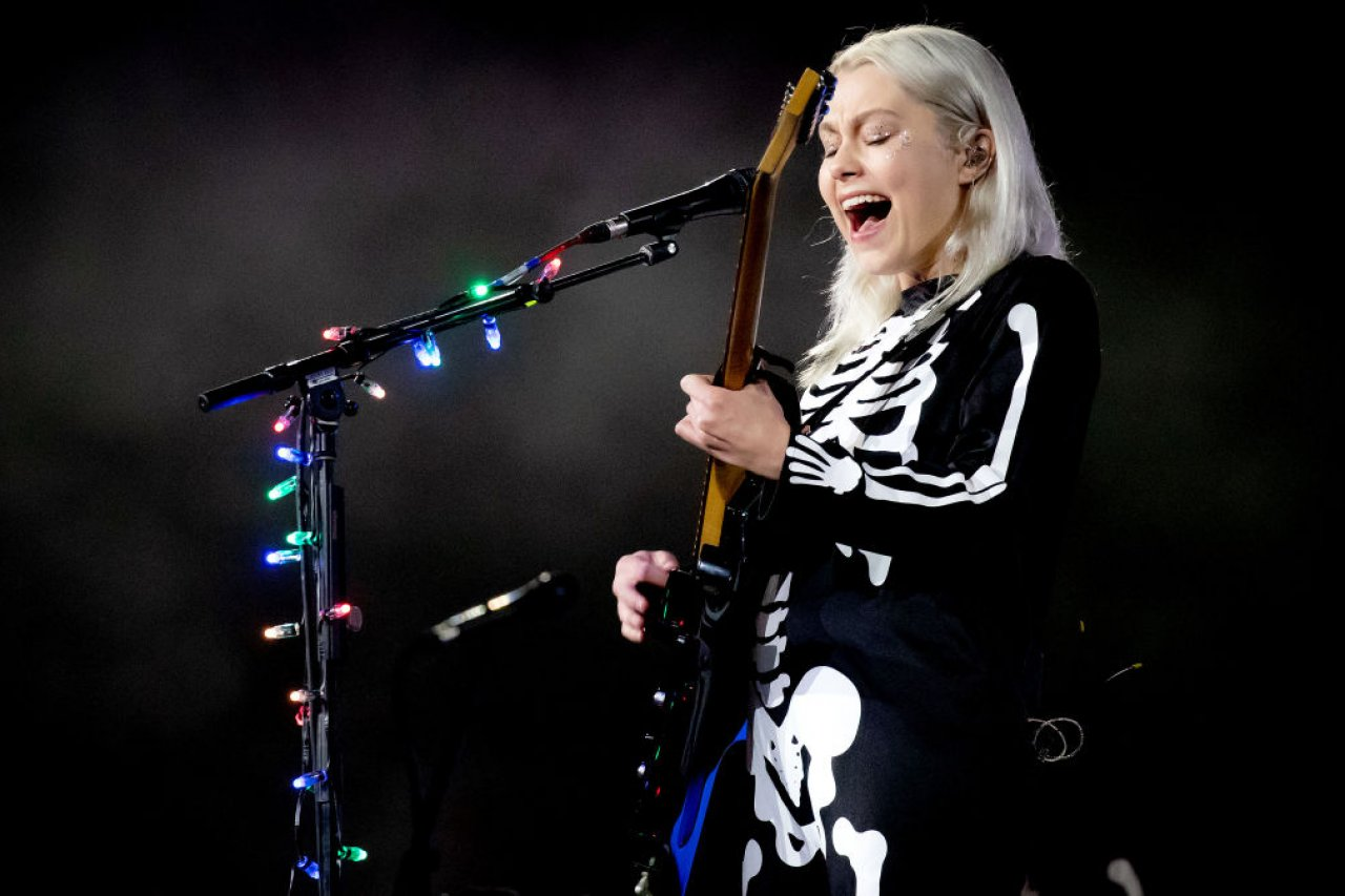 Grammy Nominee Phoebe Bridgers Is Staying Quite Busy During the Pandemic
