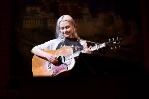 Phoebe Bridgers at Tibet House US Concert