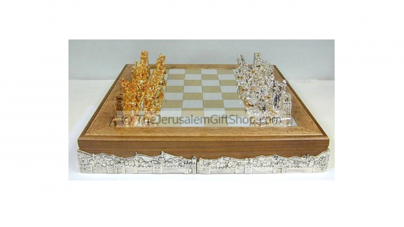 Biblical Chess Set