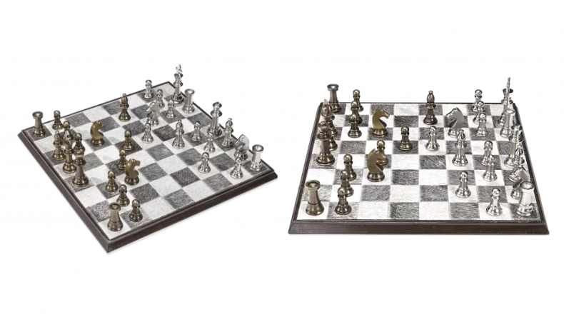 Ellis Chess Set