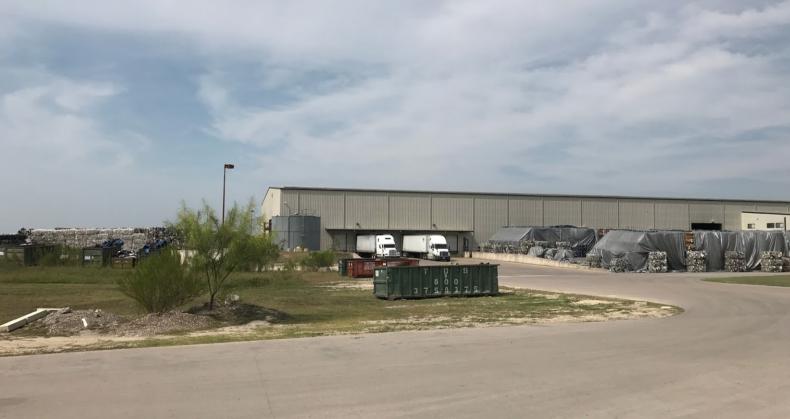 recycling center texas