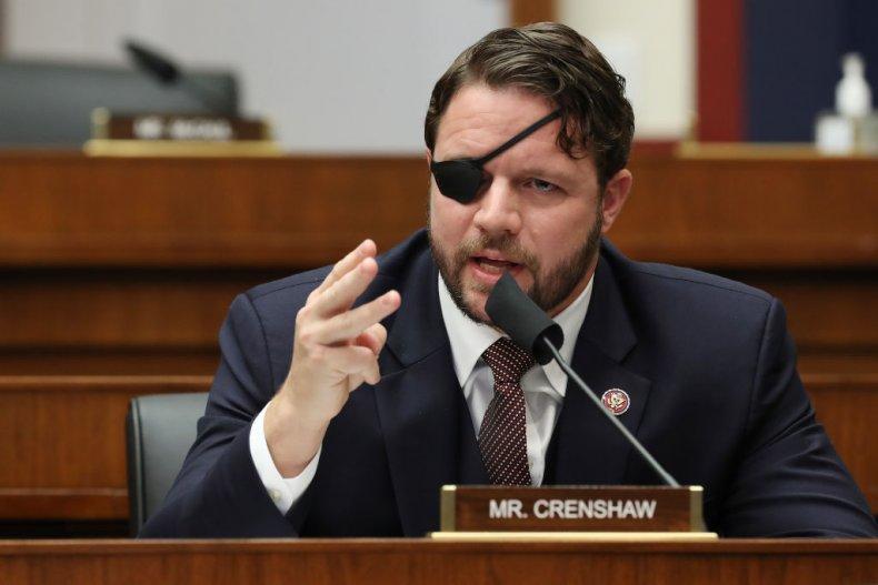 U.S. Rep. Dan Crenshaw