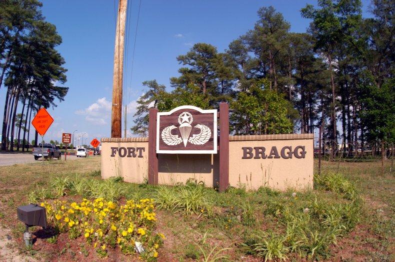 Fort Bragg US