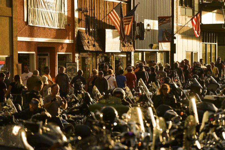 2020 Sturgis Motorcycle Rally South Dakota