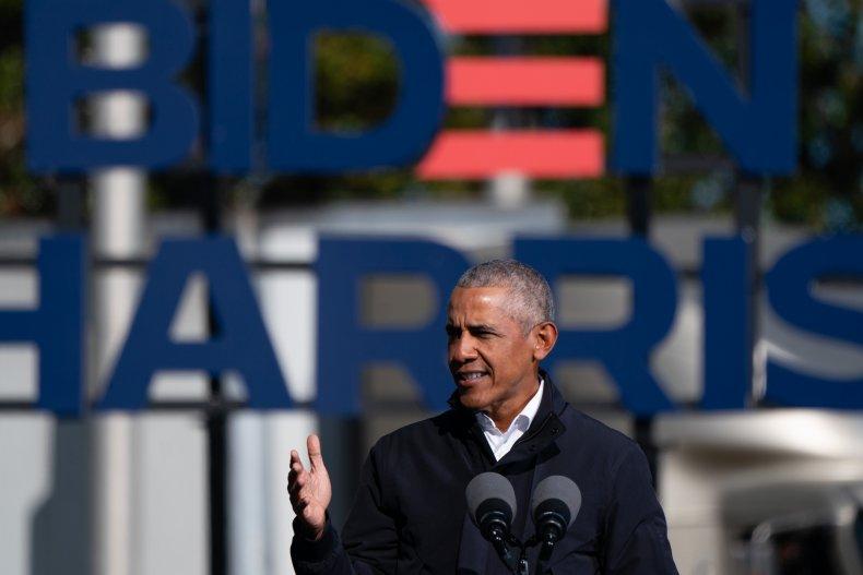 obama rally georgia special election