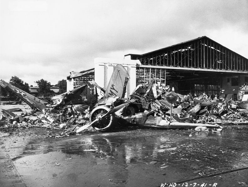 Pearl Harbor Aftermath