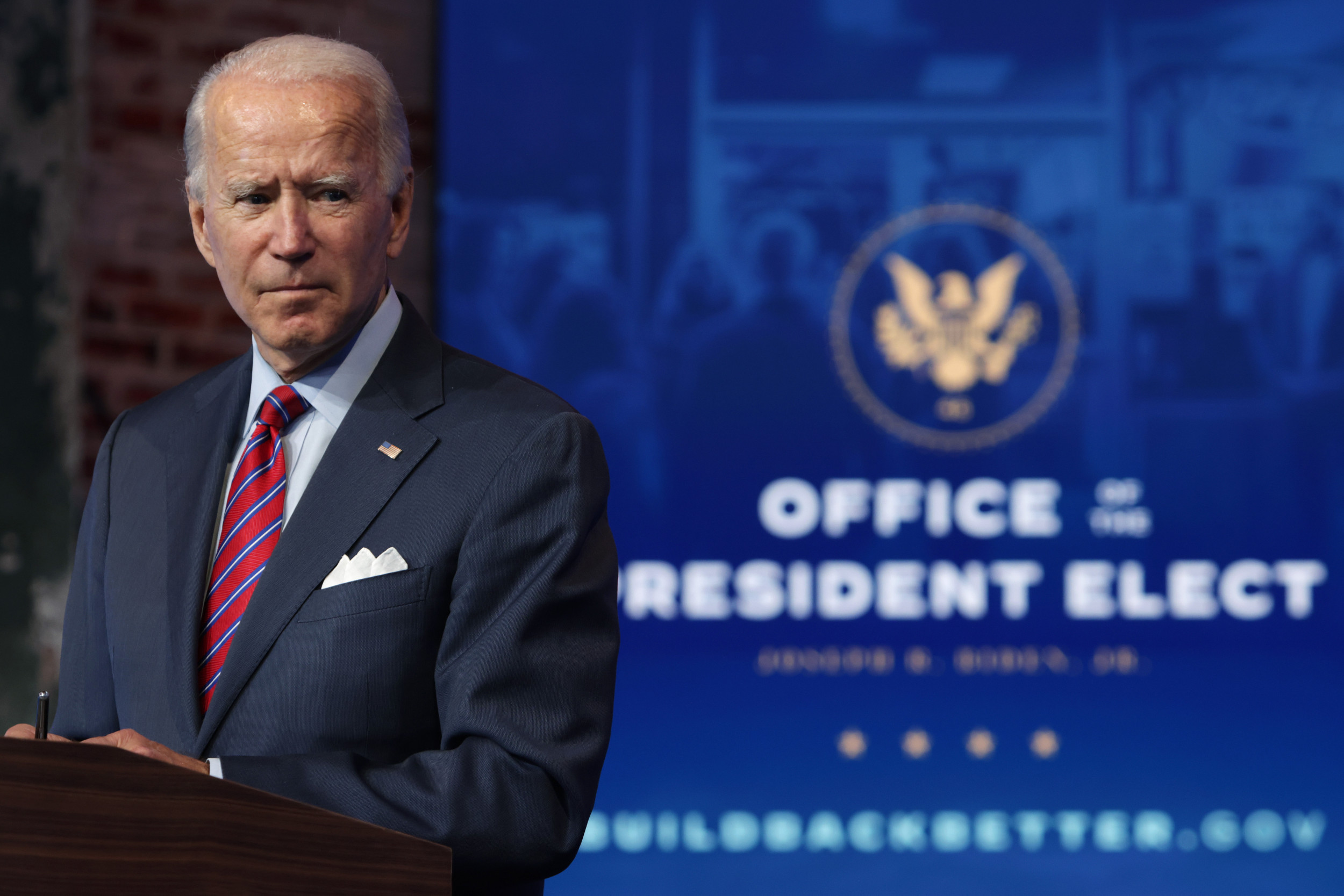 "Biden says he is ""confident"" a bipartisan agreement on economic stimulus can be reached"