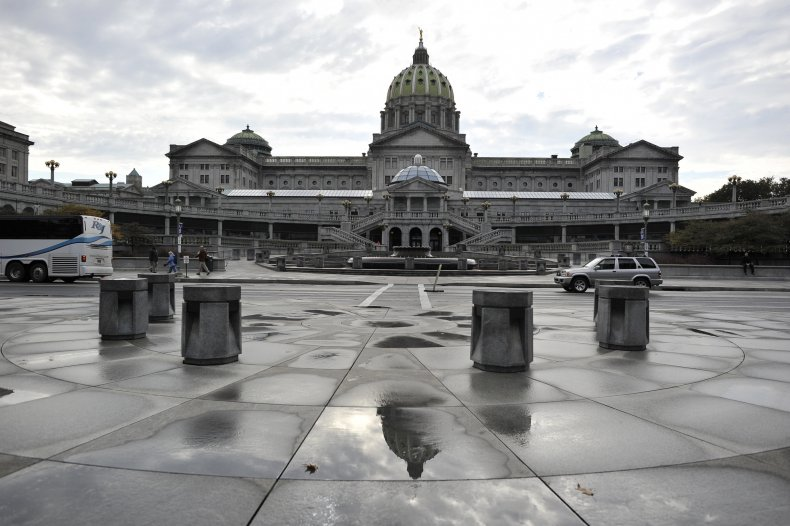 Some GOP Pennsylvania Lawmakers Dispute Trump Loss