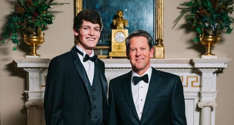 harrison deal and brian kemp