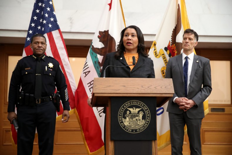 London Breed