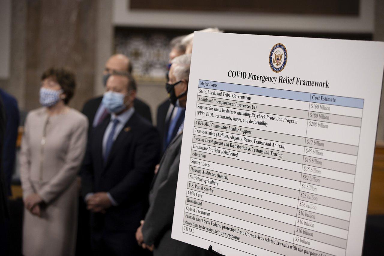 COVID economic relief bill