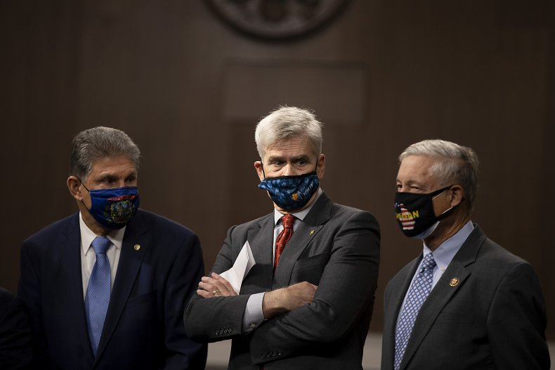 bill cassidy bipartisan stimulus package