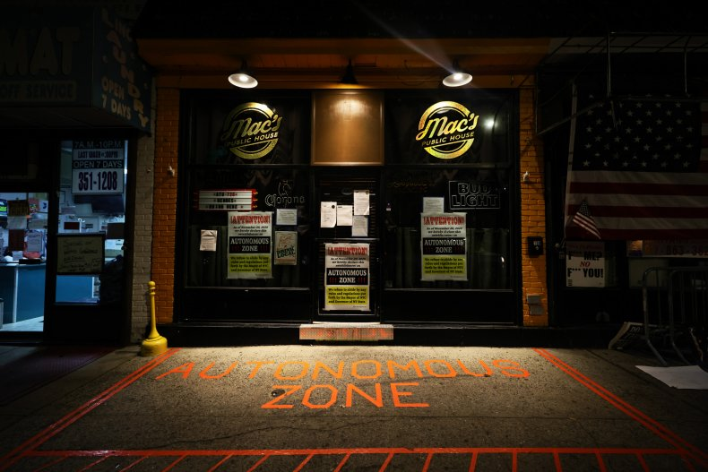 Staten Island Bar Becomes Flashpoint For Pushback
