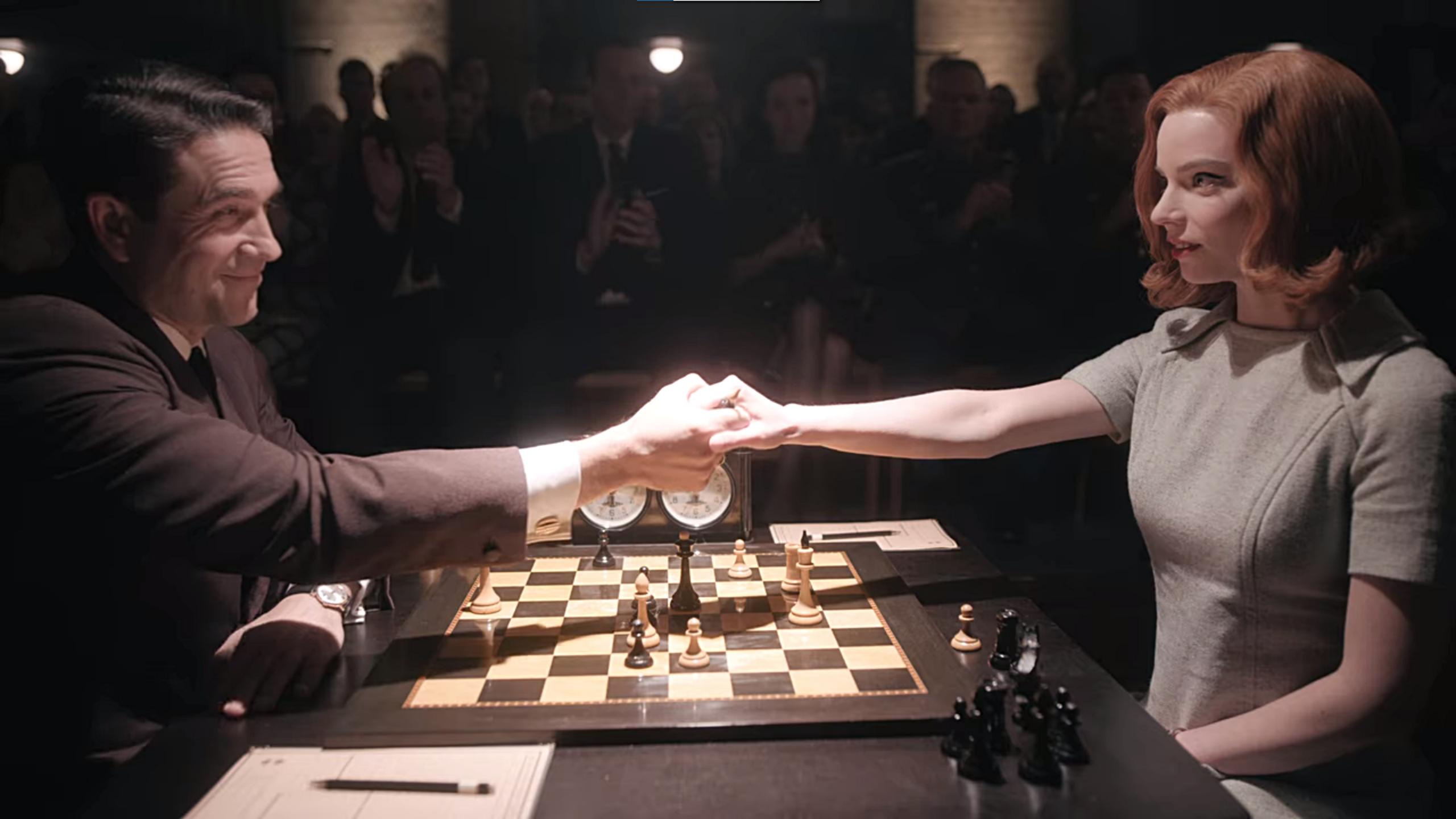 queens gambit finale