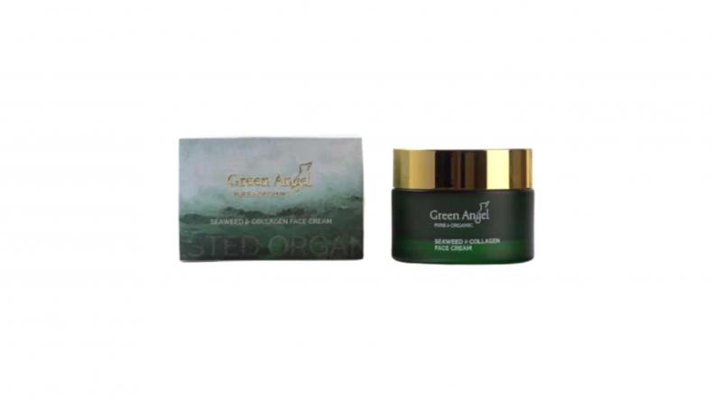 Seaweed & Collagen Face Cream
