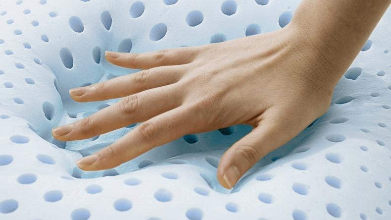 top health benefits of memory foam pillow