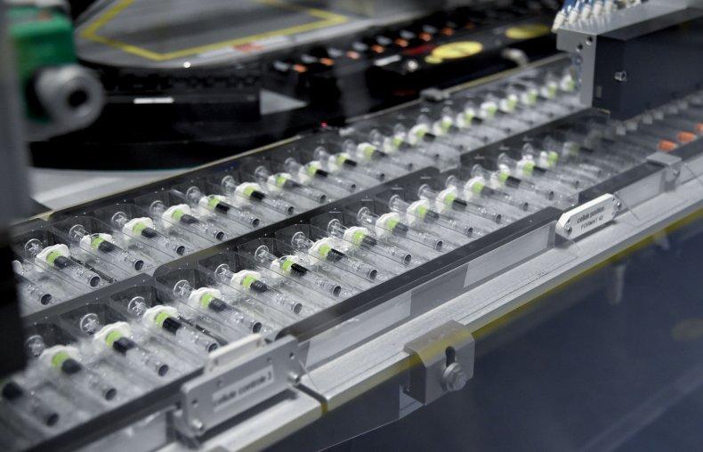 covid vaccine manufacturing
