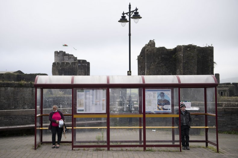 Mask Cams Installed at Turkey Bus Stops
