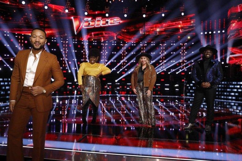 'The Voice': Season 19 Top 9