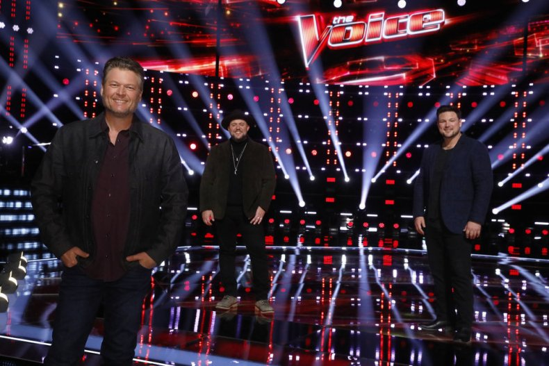 """The Voice"": Season 19 Top 9"