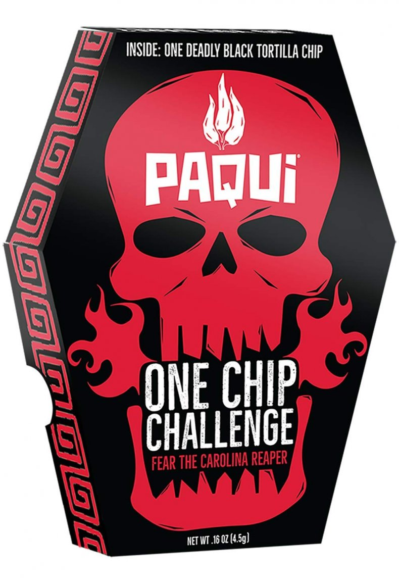 perfect white elephant gift one chip challenge