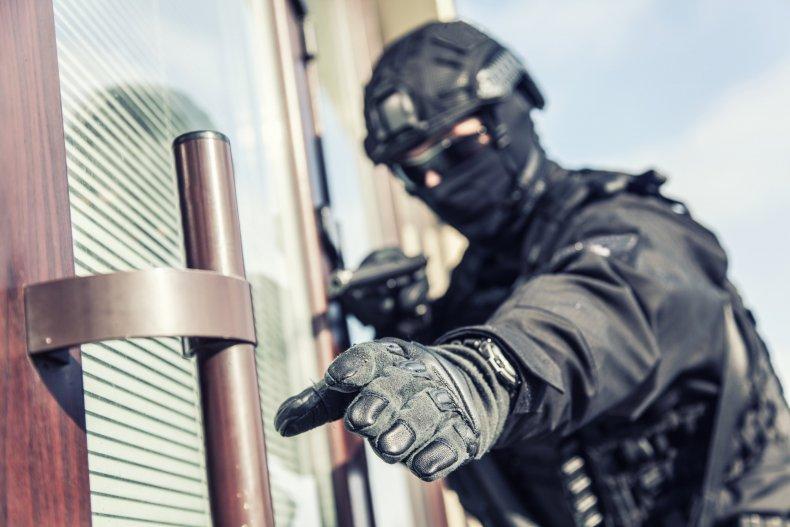 Rebekah Jones police raid Florida COVID-19