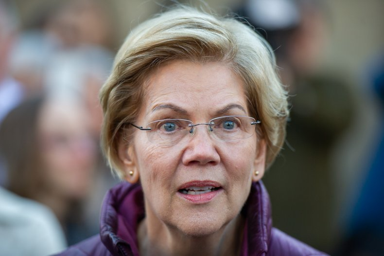 elizabeth warren wants better stimulus package